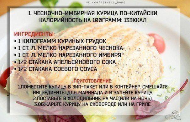 Подборка вкуснейших рецептов из курочки