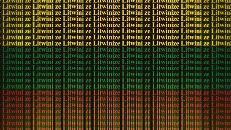Dzien Świra Skąd Litwini wracają