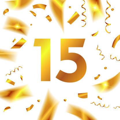 Поздравления фирме с юбилеем 15 лет