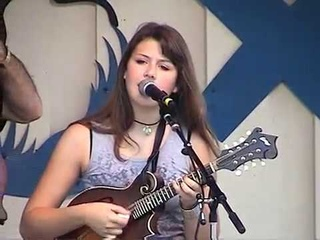 The Lovell Sisters - Bury Me Under The Weeping Willow - Grey Fox Bluegrass Festival