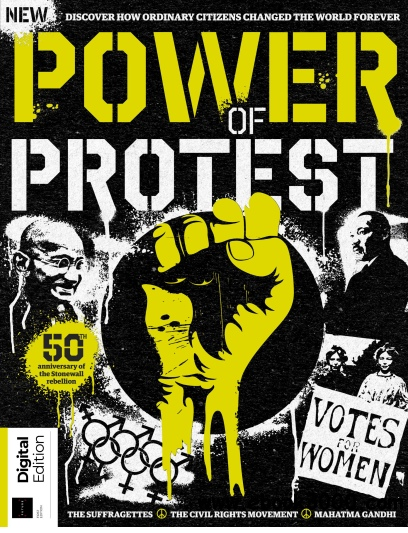 All About History Power of Protest Ed1 2019