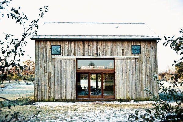 Дом в горах Катскилл (США Округ Олстер).