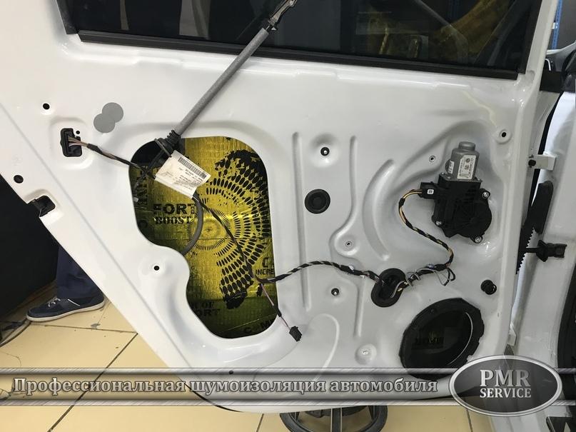 Шумоизоляция Volkswagen Polo, изображение №5