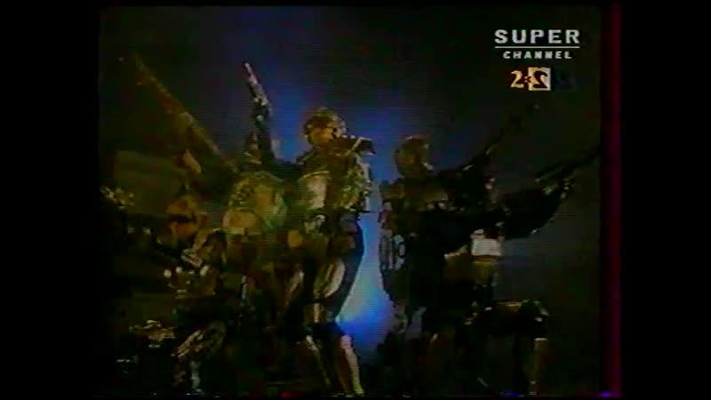 Капитан Пауэр и солдаты будущего 2х2 1991