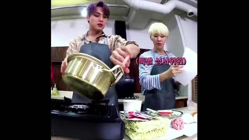 семейная готовка | moshi | soongyu | gyushi