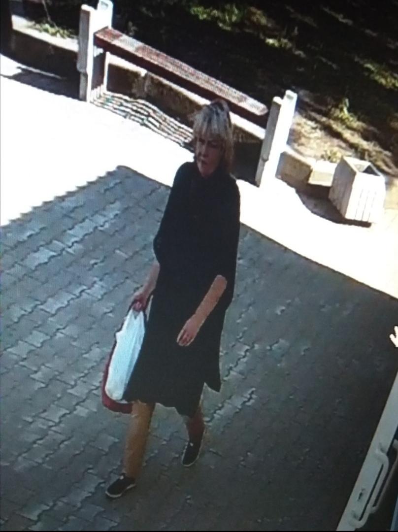 По дороге из Жабинки в Брест пропала женщина, помогите разыскать её!