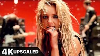 Britney Spears - I Love Rock'n'Roll (4K Remastered) | Uncensored Version