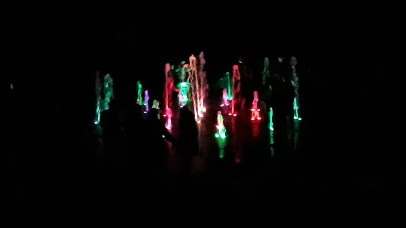 Вытегорский фонтан