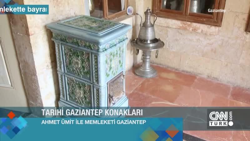 Ahmet Ümit, Memlekette Bayram Gaziantep bölümüne konuk oldu - 16.06.2018 Cumartesi