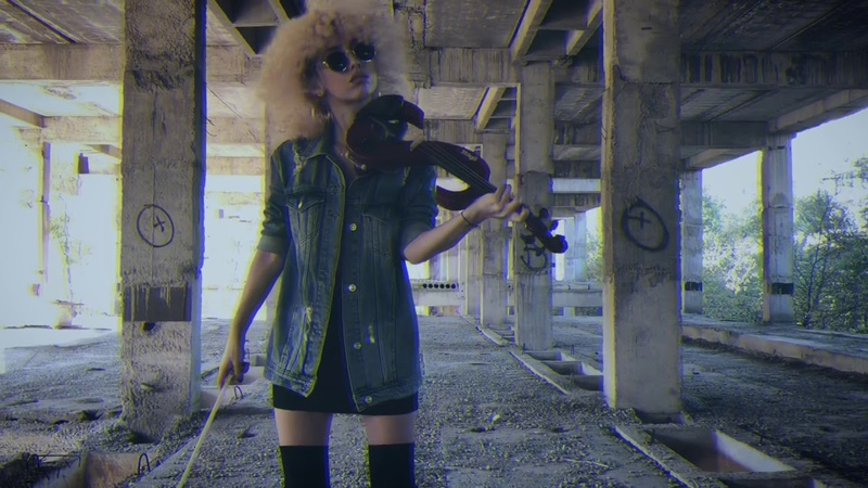 Coolio Gangsta's Paradise feat L V Music Video Violin Cover By Tina B