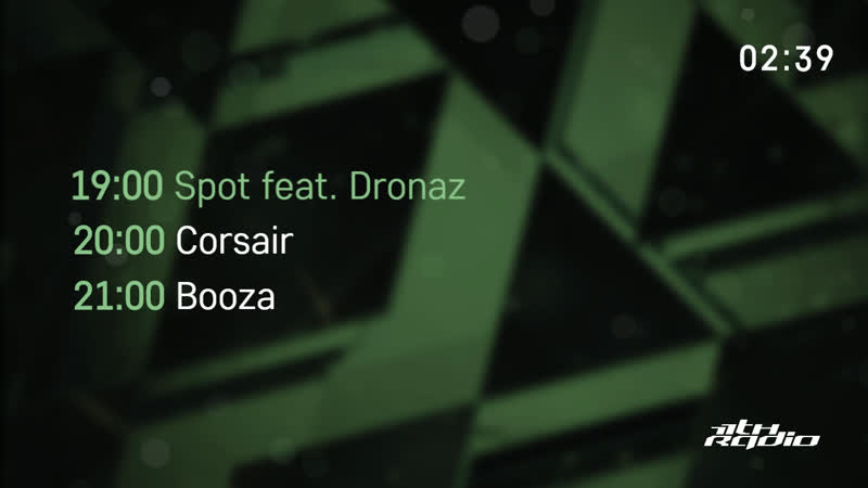 Spot feat. Dronaz / Corsair and Booza - Boombap Masterz / Breakpoint @ 11th Radio (24.10.2019)