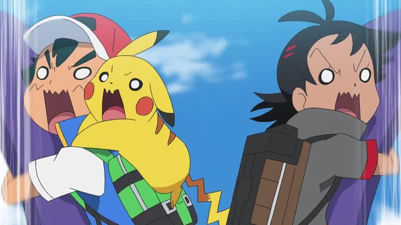 [MedusaSub] Pokemon (2019) | Покемон (2019) – 2 серия – русские субтитры — японская версия