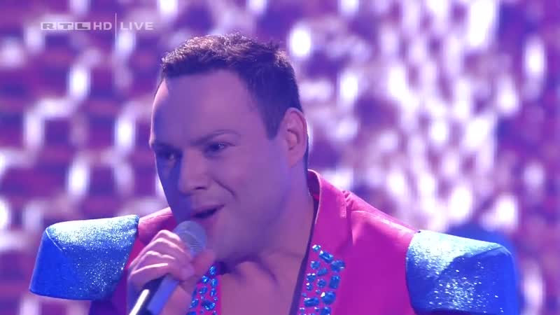 Mark Ashley - Youre My Heart, Youre My Soul (RTL Das Supertalent - Das große Finale 17.12.2011)