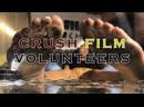 "Giantess Cleo Crush Film Volunteers"" Giantess Feet Trailer"