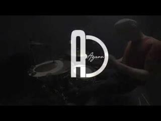 "Agean half moon 14"" review by Zeus drumstuff"