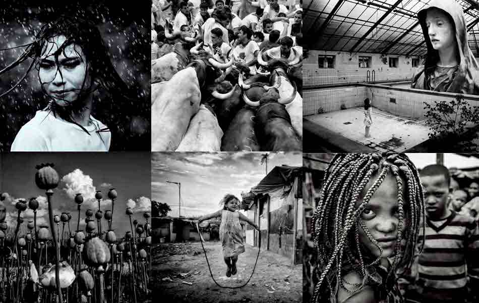 Магия черно-белой фотосъемки