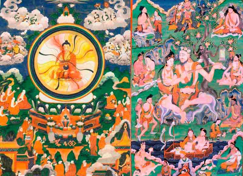 Искусство Буддизма. Иконография Ваджраяны