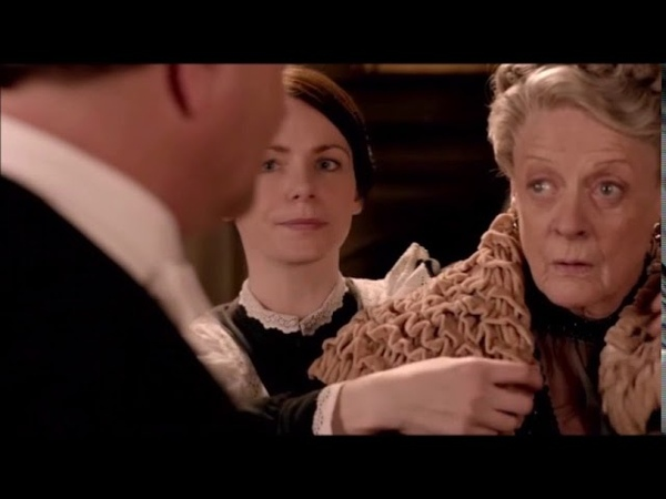 Аббатство Даунтон говорит графиня Вайолет нарезка из 2 сезона