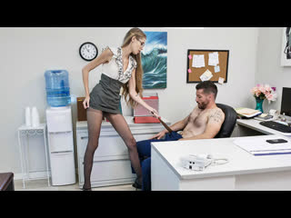 [Mylf] Kyaa Chimera - Office Space Pussy Plowing NewPorn2020