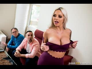 Nina elle (washing my friend's wife) porno порно