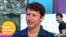 James Blunt on the Media Scrutiny of Friends Prince Harry and Meghan   Good Morning Britain