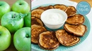 Яблочные Оладьи на Кефире | Apple Fritters | Tanya Shpilko