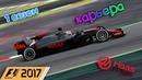 F1 2017 КАРЬЕРА 1 СЕЗОН - МОНАКО ГОНКА ЧАСТЬ 2 16