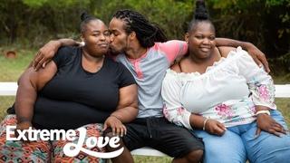 Feeder Loves Making His SSBBW Girlfriends Bigger   EXTREME LOVE/ WeTV