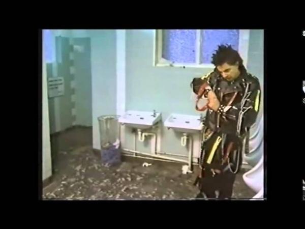 Punk in Toilet