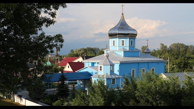 Кобринский край Милая странница Виктор и Светлана Золотоног