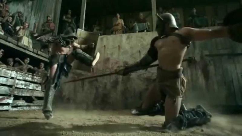 Спартак Боги арены Spartacus Gods of the Arena Трейлер