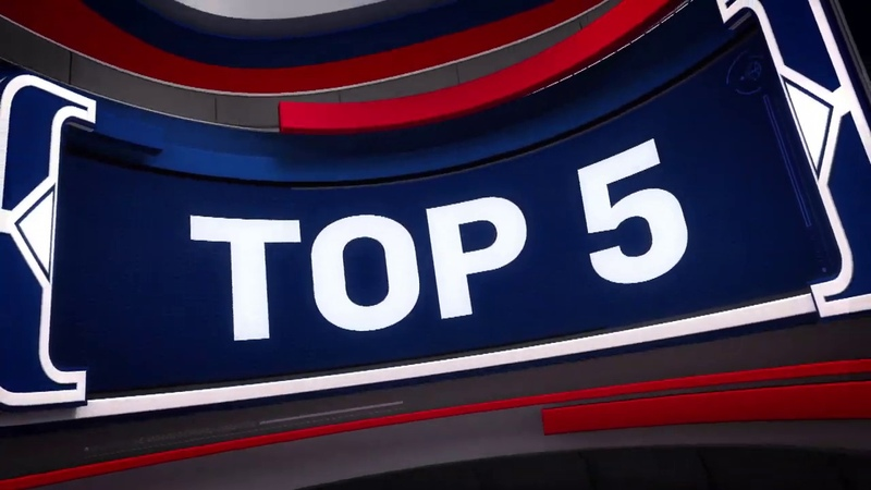 NBA Top 5 Plays of the Night | January 22, 2020