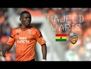 MAJEED WARIS - Goals, Skills Assists - FC Lorient - Ligue 1 2016/2017