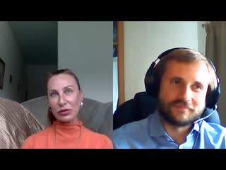 Lockdown Talk with Irina Nikitina (Musical Olympus Festival and Enigma TV show, Russia)