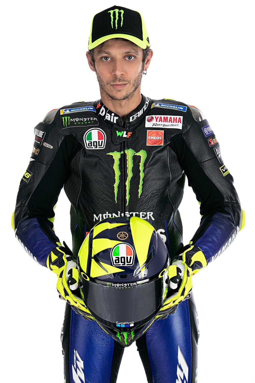 Валентино Росси и Yamaha YZR-M1 2020 (фото)