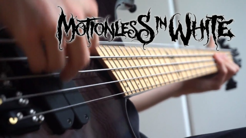 MOTIONLESS IN WHITE - Break the Cycle | Bass Cover