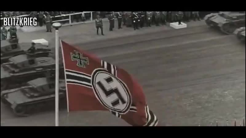 Wehrmacht Parade HD Colour