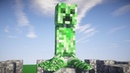 Minecraft | Cursed Images 25 (Creepers with Real Feet)