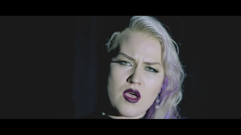 Magnus Karlsson's Free Fall Queen Of Fire feat Noora Louhimo Battle Beast Official Video
