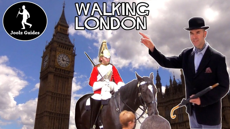 Hidden Gems London Walking Tour 4 : Trafalgar Square Whitehall