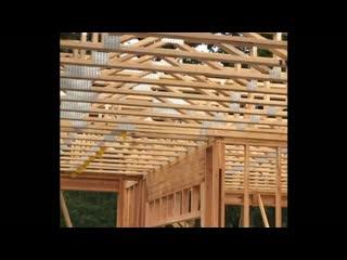 Строим дом в США - Ep. 3 - Собираем каркасник своими руками_ Американская технол