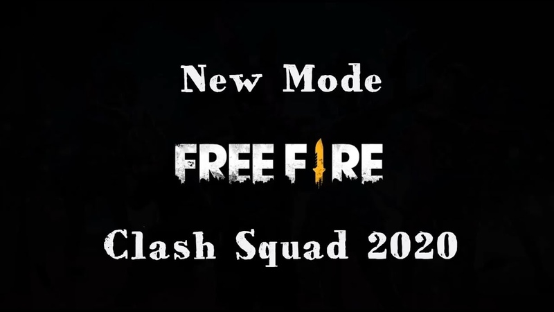 Garena Free Fire new mode Clash squad 2020