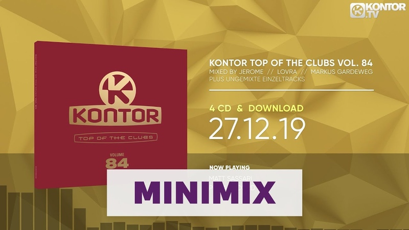 Kontor Top Of The Clubs Vol 84 Official Minimix HD