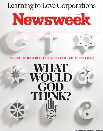 Newsweek USA - May 17, 2019