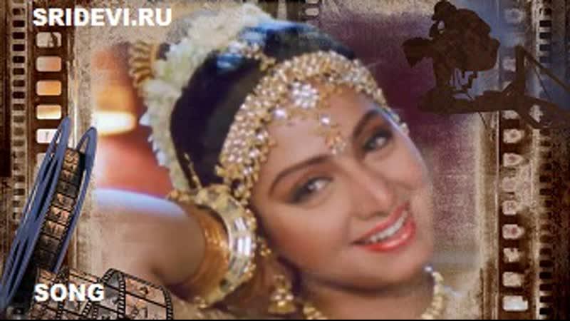 Песня Aaj Radha Ko Shyam из фильма Луноликая/Chaand Ka Tukdaa (hindi, 1994)