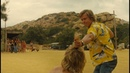Cliff Booth punched a Hippie at Spahn Ranch Scene 1080p Once Upon A Time In Hollywood 2019