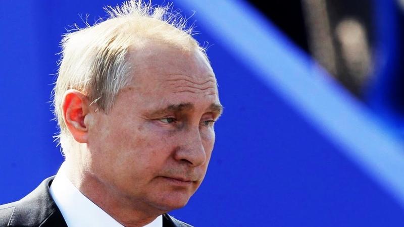 Путин БОЛЕН заявил сокурсник Путина Таскает за собой в зарубежные поездки горшок