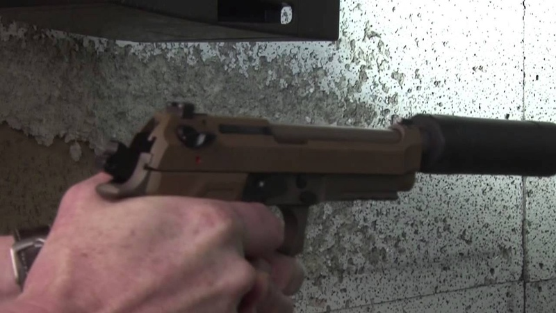 Beretta Responds to M9A3 Disapproval by U.S. Army