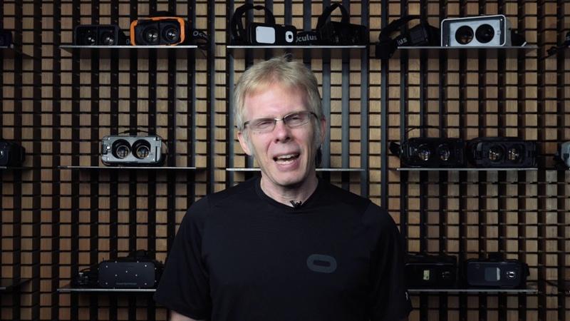 John Carmack - Accenture VR Lifetime Achievement Award