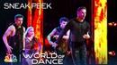 World of Dance 2019 - Michael Dameski, Derek Hough, Charity Andres
